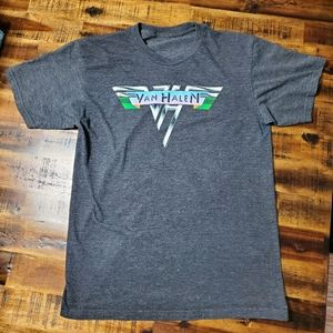 Vintage Van Halen Logo Tshirt - Adult Small